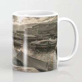 Cold Boats Coffee Mug