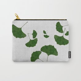 Ginkgo Leaf I Carry-All Pouch