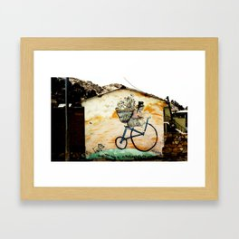 Lake Titicaca Framed Art Print
