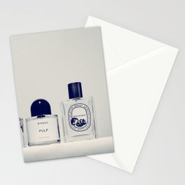 the scent ver.beige Stationery Cards