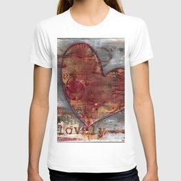 Permission Series: Lovely T-shirt