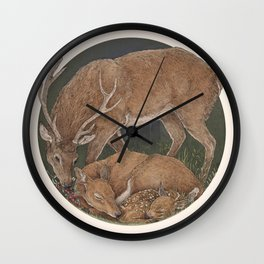 You are my deer Wall Clock