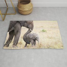 Motherly love Rug