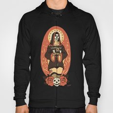 Santa Muerte Hoody