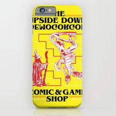 The Upside Down Demogorgon - Stranger Things Have Happened iPhone 6s Slim Case