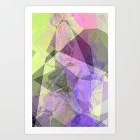 polygon Art Prints featuring Polygon by Fine2art