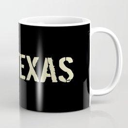 Black Flag: Texas Coffee Mug
