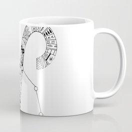 ELILIA ASTRAL Aeries Sybol Coffee Mug