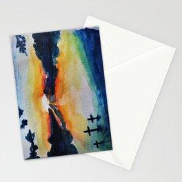 Saving Sunset Stationery Cards