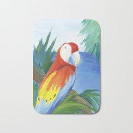 Parrot bay Bath Mat