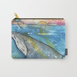 Ballenas Carry-All Pouch