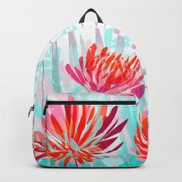 Chrysanthemum in the garden Backpack