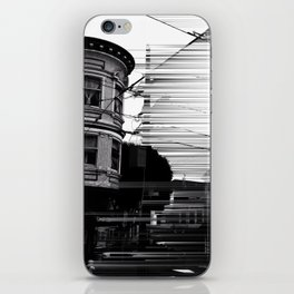 deconstructions 2B iPhone Skin