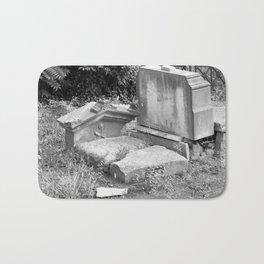 Old Grave Bath Mat