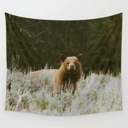 Bush Bear Wall Tapestry