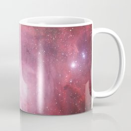 the Lagoon Nebula Coffee Mug