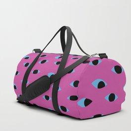 Eyes on You Too Duffle Bag