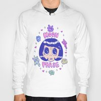 magical girl Hoodies featuring magical girl by Caitlin Roberts