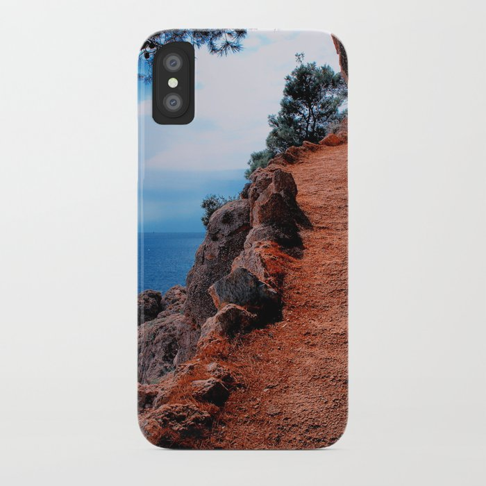 Coast, Way To The Top iPhone Case