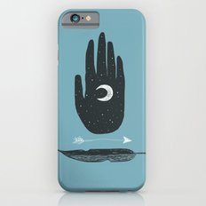 Hand and Moon iPhone 6s Slim Case