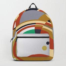 Modern Circles One Backpack