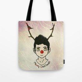 Reindeer Zayn Tote Bag