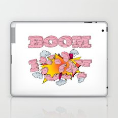 Boom, cake  Laptop & iPad Skin
