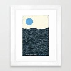 A Sea Symphony - Vaughan Williams Framed Art Print