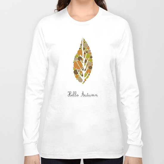 Hey! Long Sleeve T-shirt