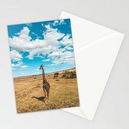 Masai Mara Stationery Cards