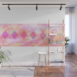 Pink magic Wall Mural