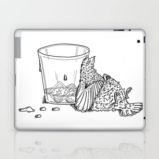 Thirsty Grouse Laptop & iPad Skin