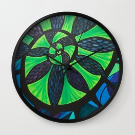 Ask Alice Wall Clock