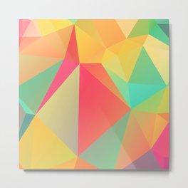 Geometric XIX Metal Print