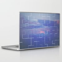 labyrinth Laptop & iPad Skins featuring Labyrinth by MJ Mor