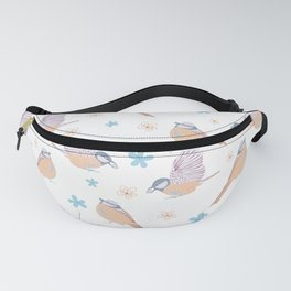 Birds Flight Fanny Pack