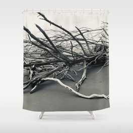 Erosion - Weathered Endless Beauty 6 Shower Curtain