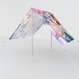 Flamingo Jungle Sun Shade