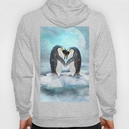 Listen Hard (Penguin Dreams) Hoody