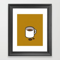 Pop Icon - Usual Suspects Framed Art Print