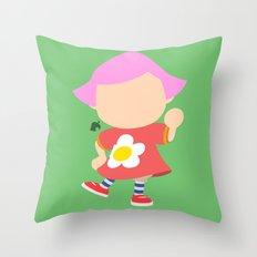 Villager♀(Smash) Throw Pillow