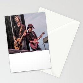 Roger Clyne and the Peacemakers shower curtain Stationery Cards