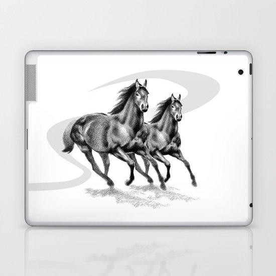 Master Hand (USA) Thoroughbred Stallion Laptop & iPad Skin