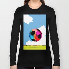 World Cup Soccer Long Sleeve T-shirt