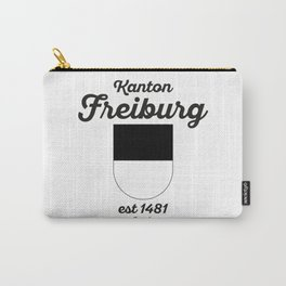 Canton of Fribourg Carry-All Pouch