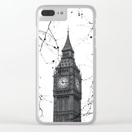 Large Ben Clear iPhone Case