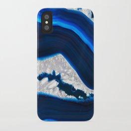 Electrical Agate iPhone Case