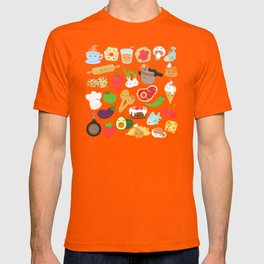 Cute food T-shirt