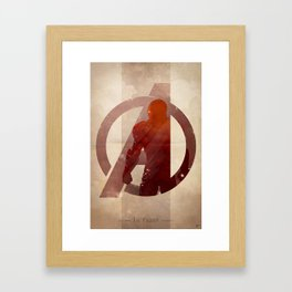 Avengers Assembled: The Prodigy Framed Art Print
