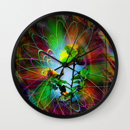 Abstract - Perfection - Fertile Imagination Wall Clock